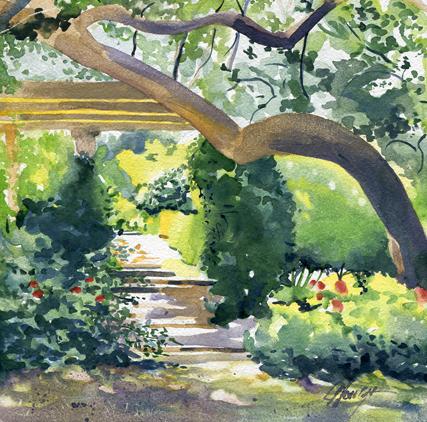 Garden At Airlee