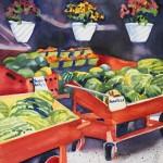 Watermelon Stand